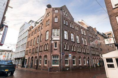 Leidsekruisstraat 58, Amsterdam