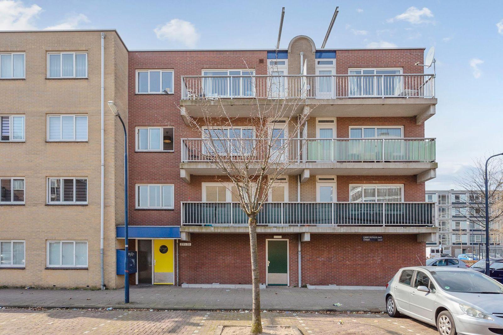Carry Pothuis-Smitstraat 28, Amsterdam