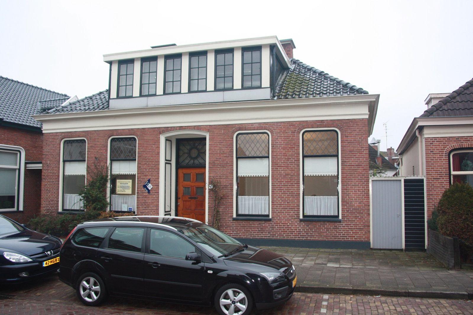 Blijhamsterstraat 49, Winschoten