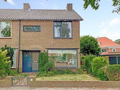 Van Riebeeckweg 4, Hilversum