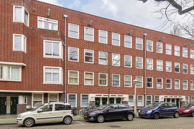 Mercatorstraat 41-III, Amsterdam