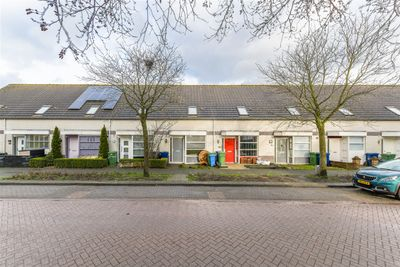 Kapitein de Langestraat 160, Almere
