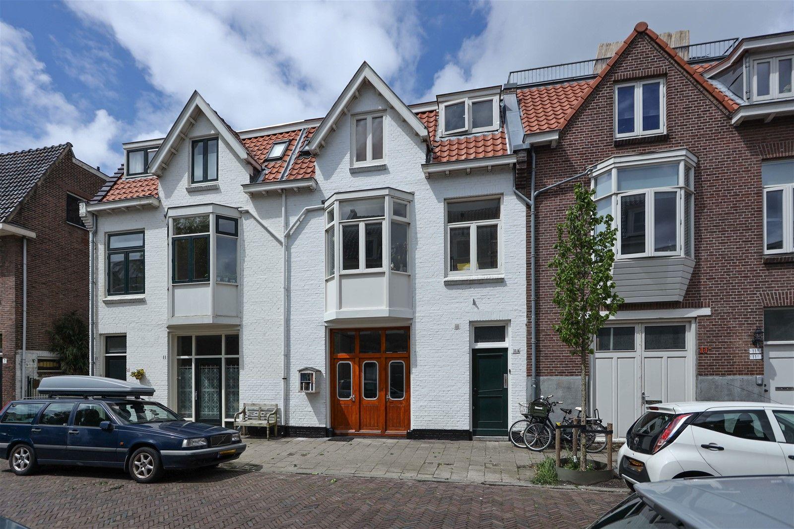 Kennemerstraat 11A zwart, Haarlem