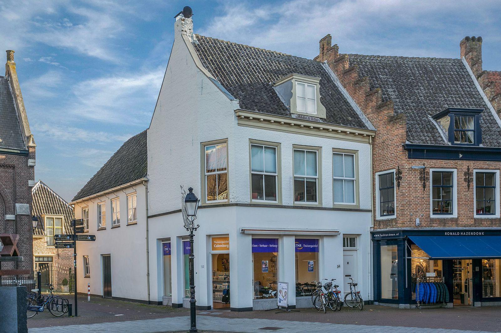 Markt 52, Culemborg