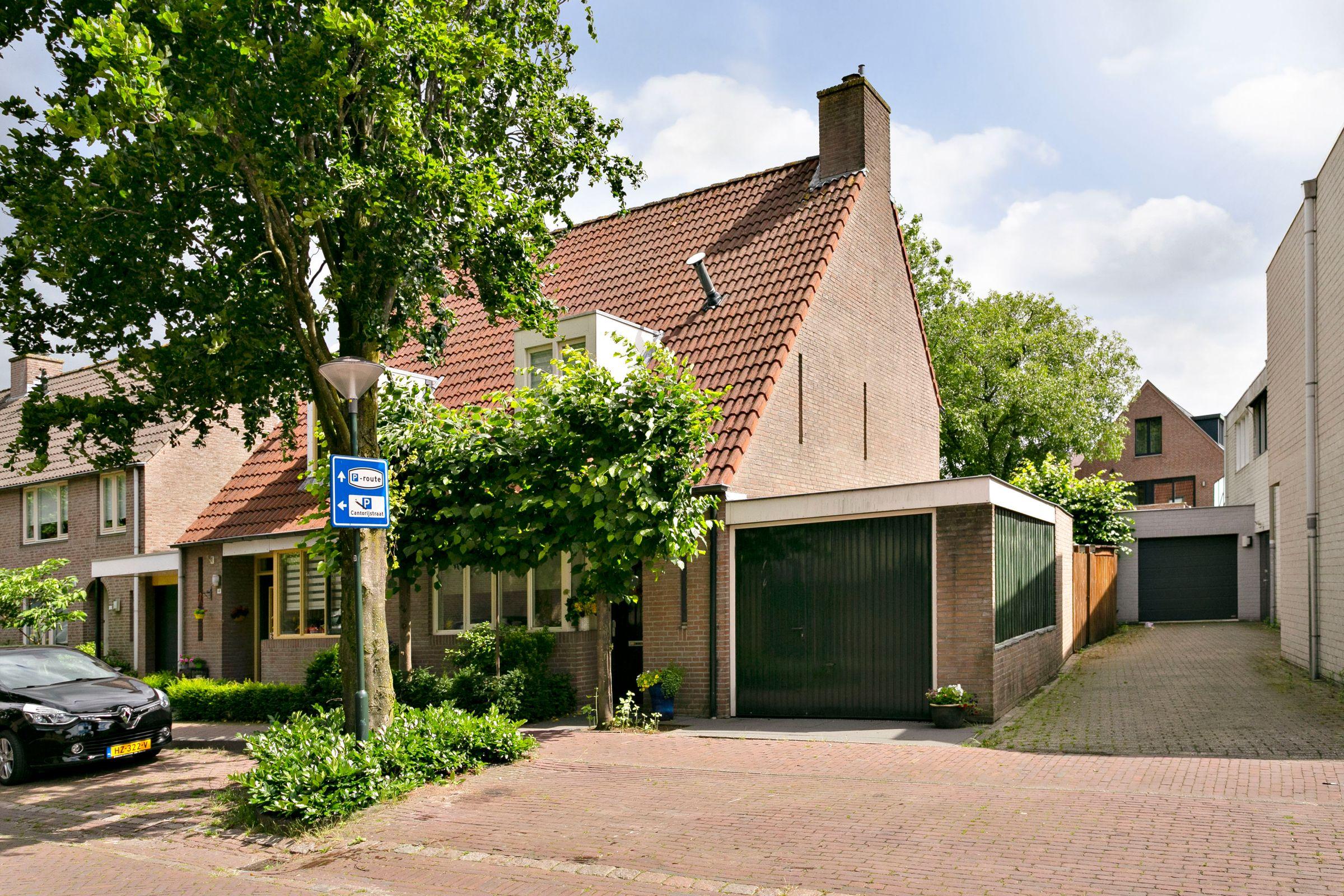 Cantorijstraat 2, Hilvarenbeek