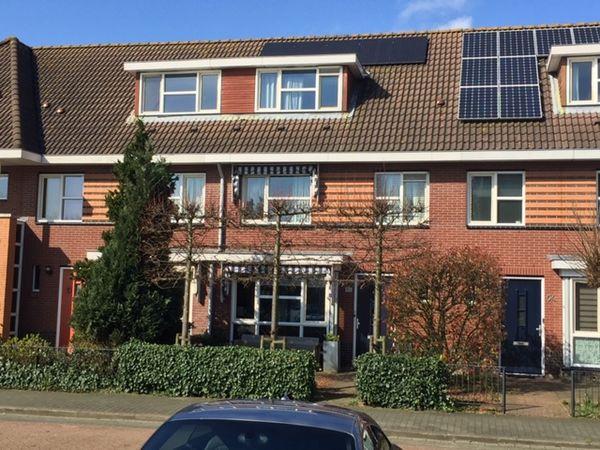 Griseldalaan, Nieuw-Vennep