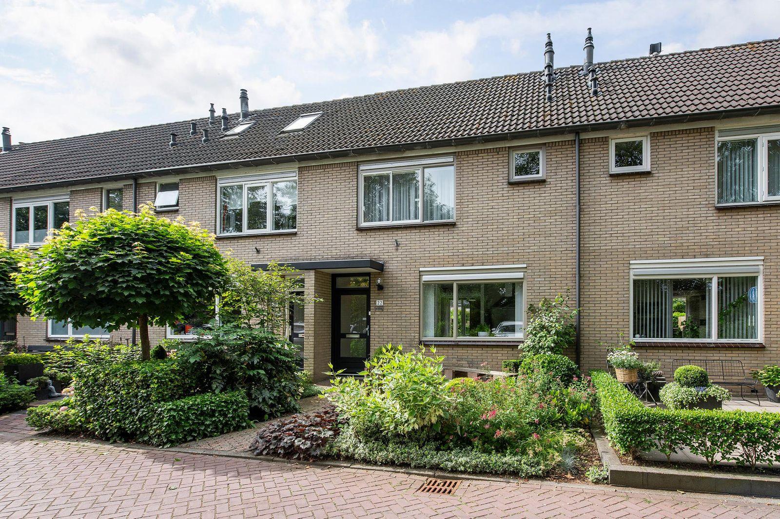 Joke Smit-erf 22, Dordrecht