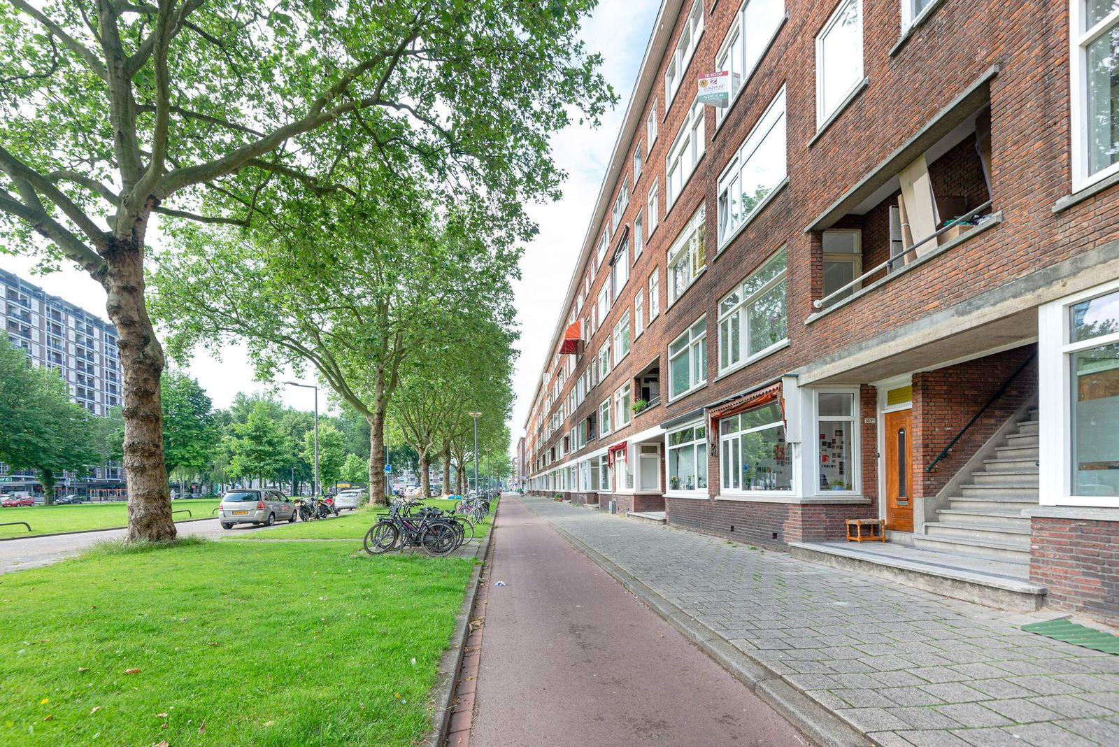 Mijnsherenlaan 187-C, Rotterdam