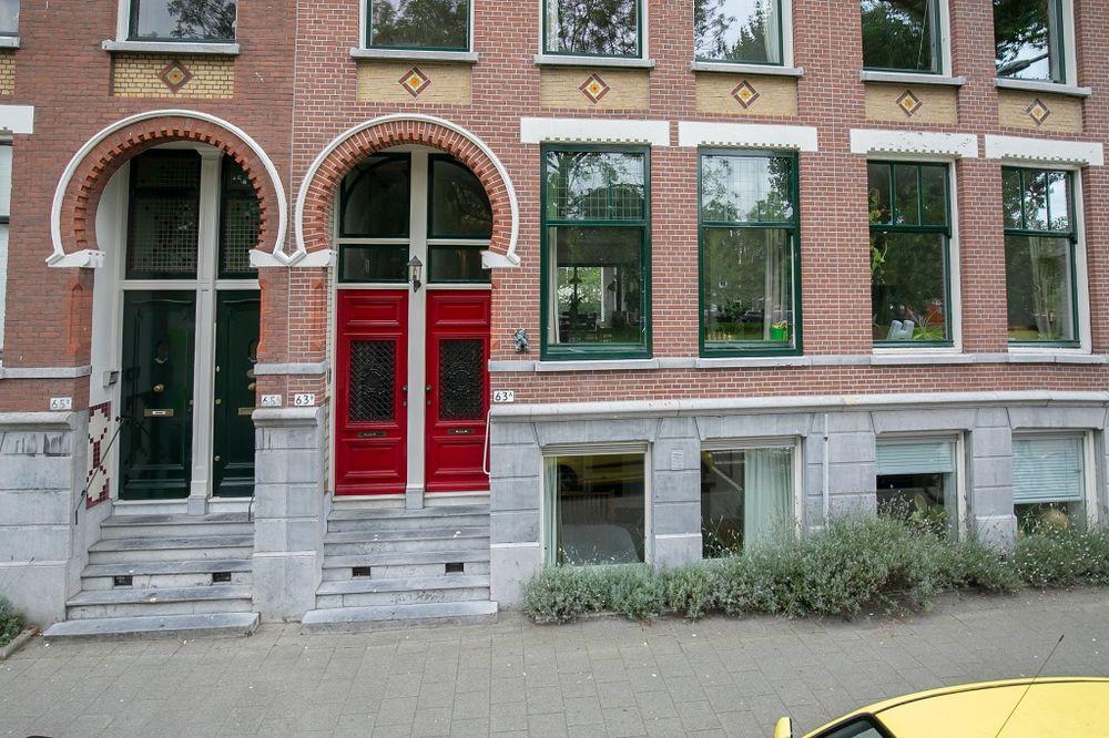 Spoorsingel 63, Rotterdam