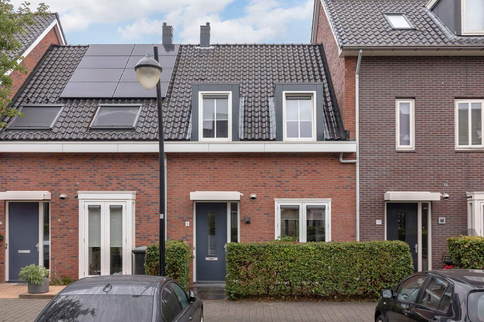 Genthoek 9, Leusden