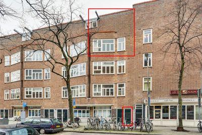 Orteliusstraat 285III+IV, Amsterdam