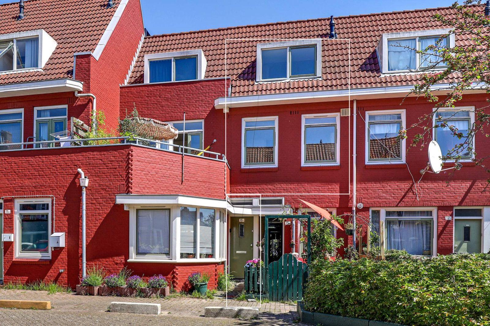 Fazantenweg 15--1, Amsterdam