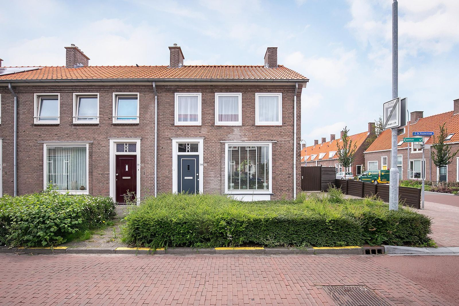 De Ruyterstraat 56, Middelburg