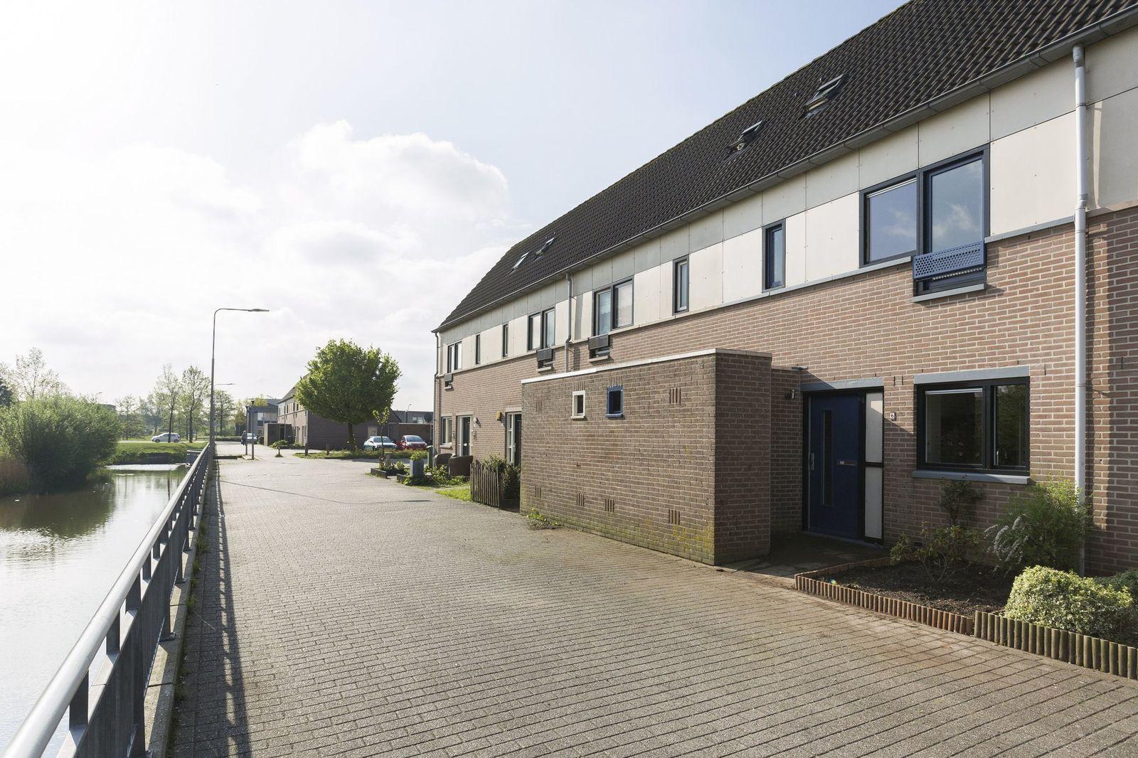 Newtonstraat 6, Arnhem