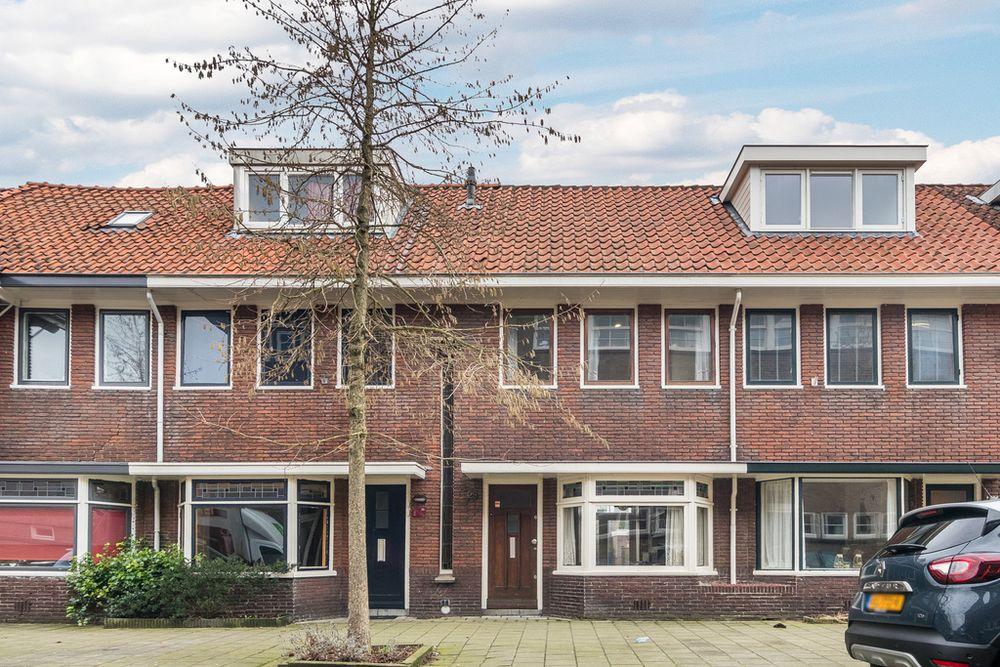 Adriaan van Zwietenstraat 28, Utrecht