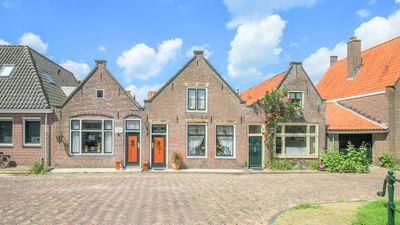 Nieuwe Zijds Burgwal 36, Monnickendam
