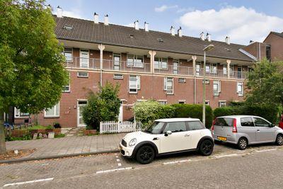 Wethouder Ramstraat 138, Amsterdam