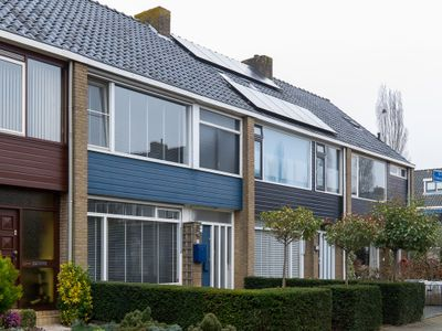 Gerard Terborghstraat 12, Ridderkerk