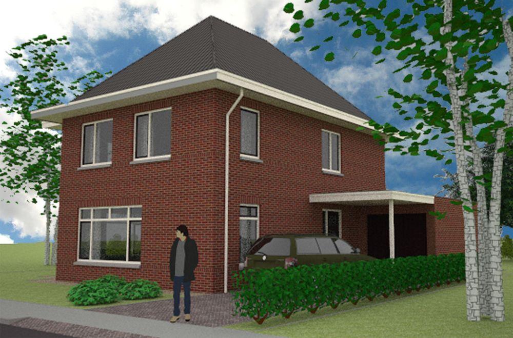 Zeepkruidstraat - Boeier (XL) 0-ong, Lelystad