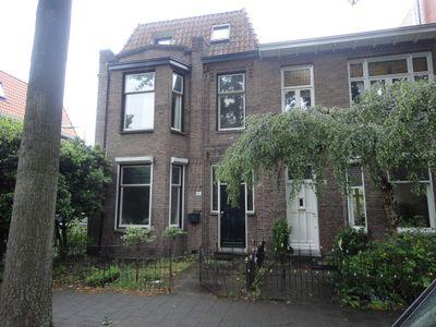 Wethouder Romboutsstraat 18, Breda