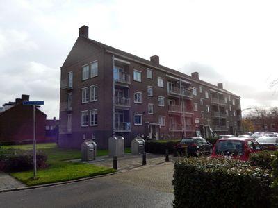 Aquamarijnhof, Breda