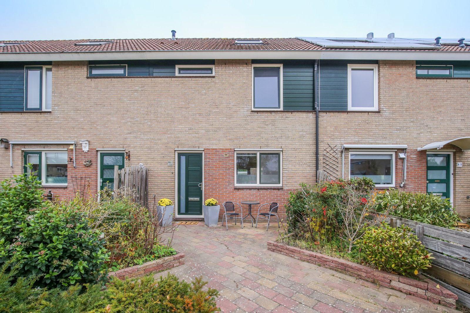 Poldermolenweg 83, Almere