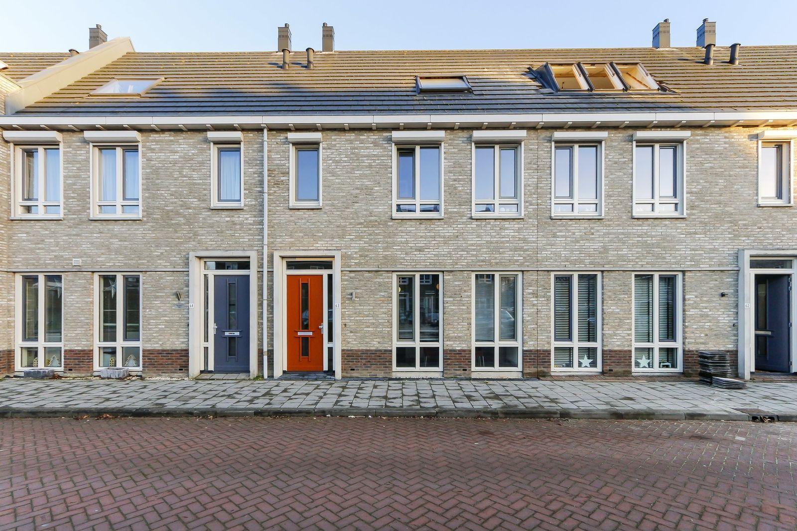 Joop den Uylstraat 63, Dordrecht