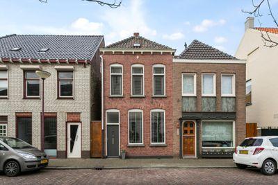 Doelpad 9, Oudenbosch