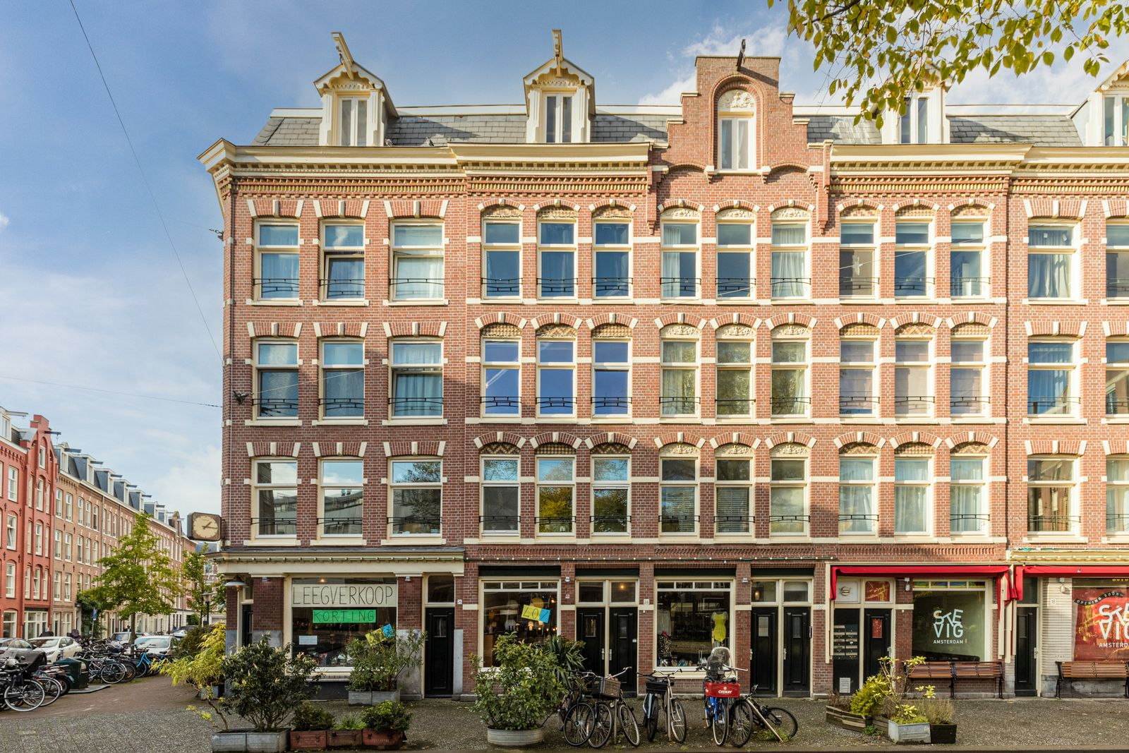 Van Limburg Stirumplein 24-2, Amsterdam