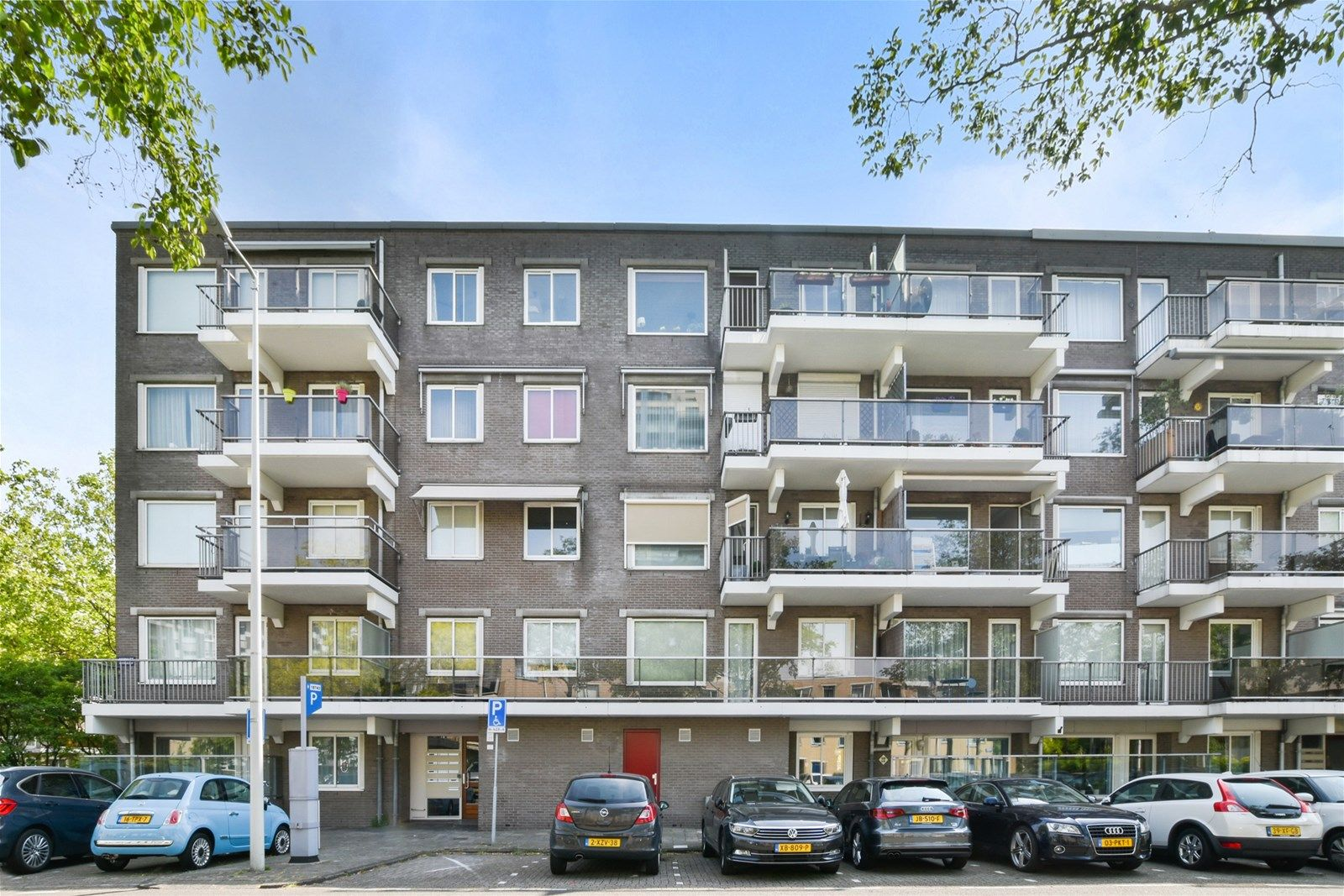 Geervliet 23, Amsterdam