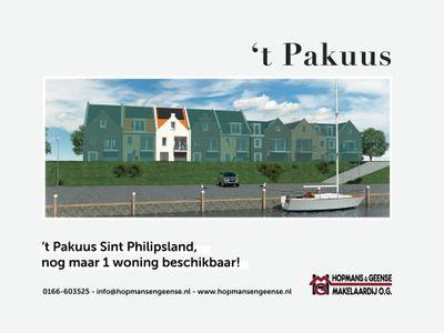 Stationsstraat 1Ong, Sint Philipsland