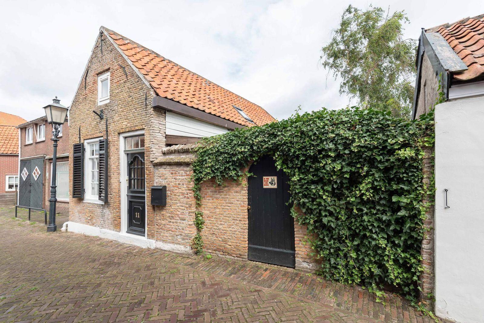 Drilhoek 11, Brouwershaven
