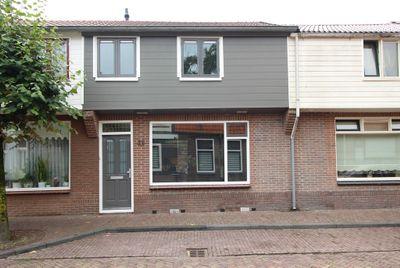 Nieuwe Schans 28, Bunschoten-Spakenburg
