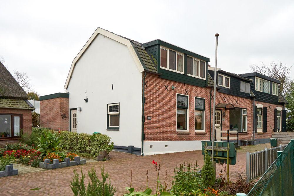 Zonwering Slaapkamer 53 : Noordeinde koopwoning in aarlanderveen zuid holland huislijn