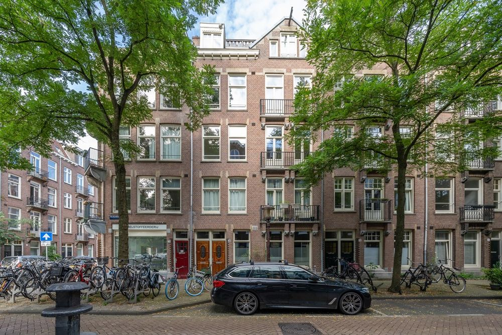 Wilhelminastraat 218B, Amsterdam