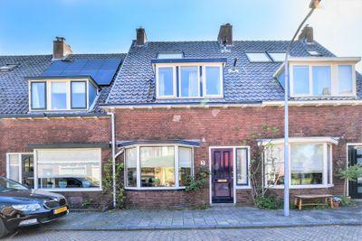Hunzestraat 5, Haarlem