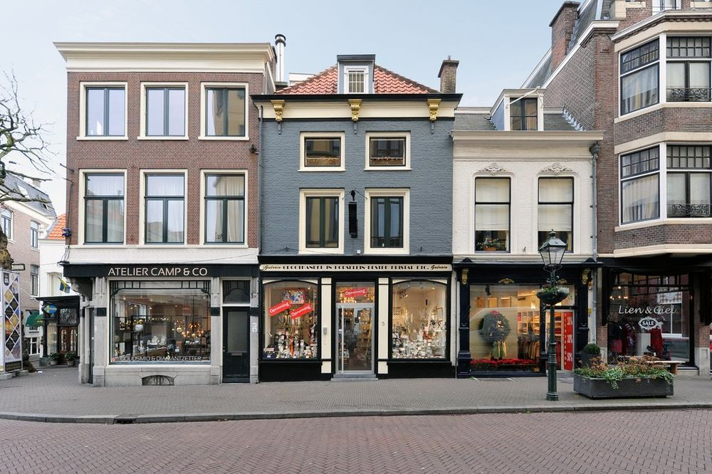 Vos in tuinstraat 5, Den Haag