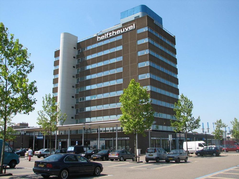 Helftheuvelpassage, 's-Hertogenbosch