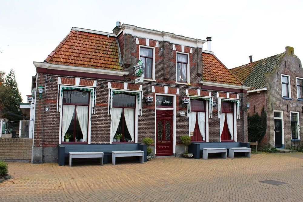 Sint Odulphusstraat 35, Bakhuizen