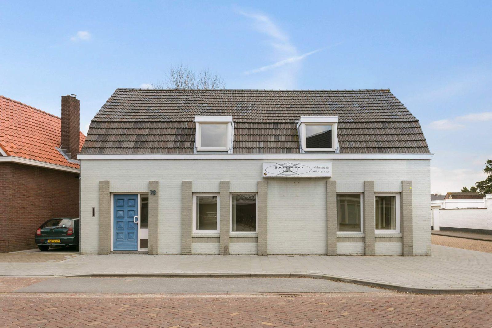 Prins Bernhardstraat 78, Asten