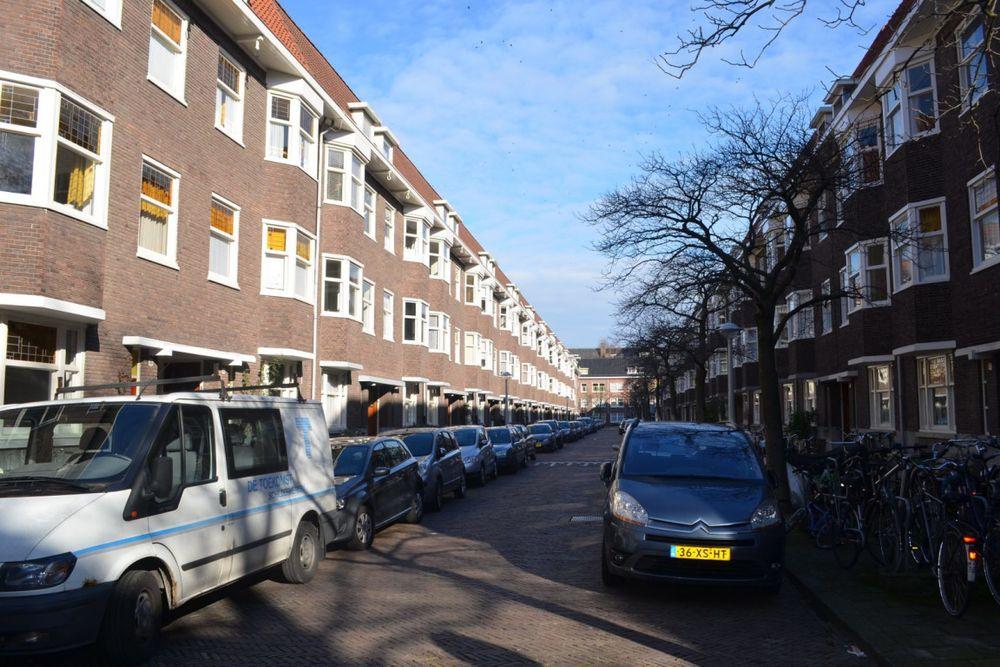 Groenendaalstraat, Amsterdam