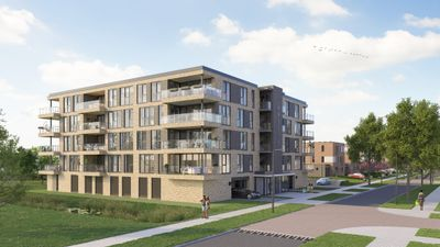 Kristalpark - Parkappartementen 0-ong, Leerdam