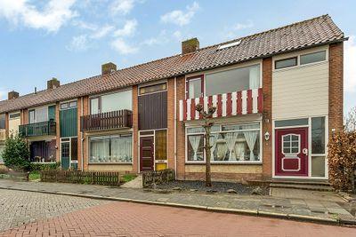Verdistraat 1, Culemborg