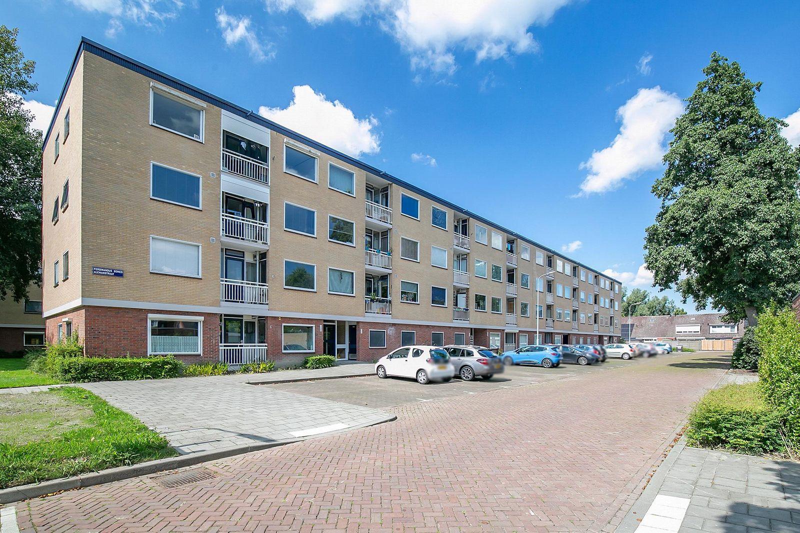 Ferdinandus Gomes Alemanstraat 32, Middelburg