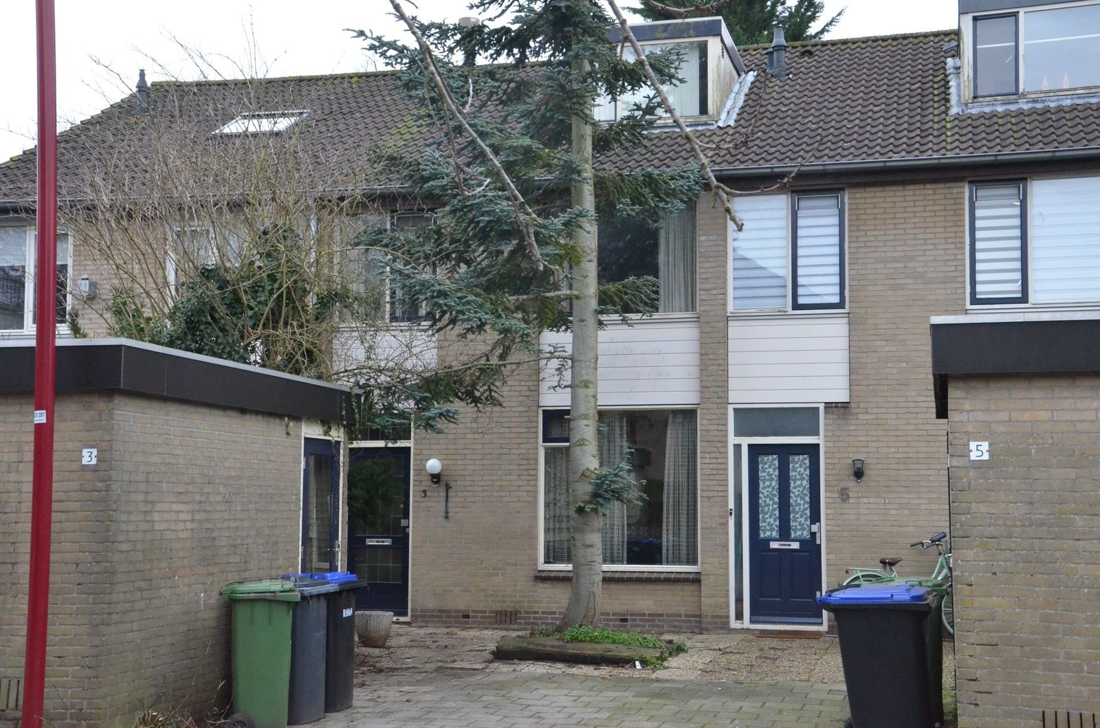 Mr. J.M.M. Hamersstraat 3, Nieuwegein