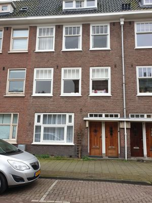 Coppelstockstraat, Amsterdam