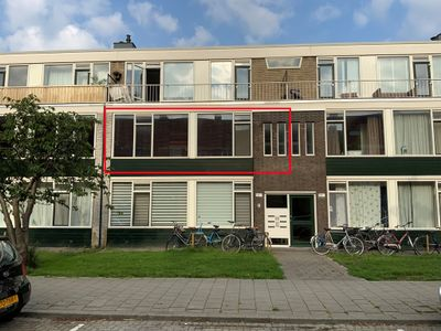 Zonnebloemstraat 56B, Rotterdam