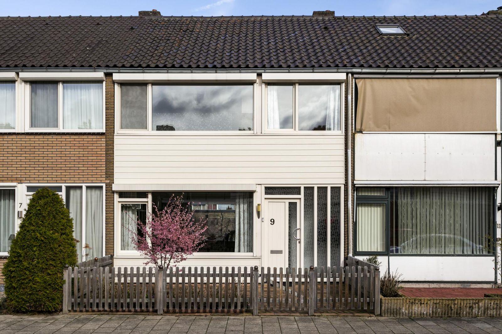 Teisterbantstraat 9, Arnhem