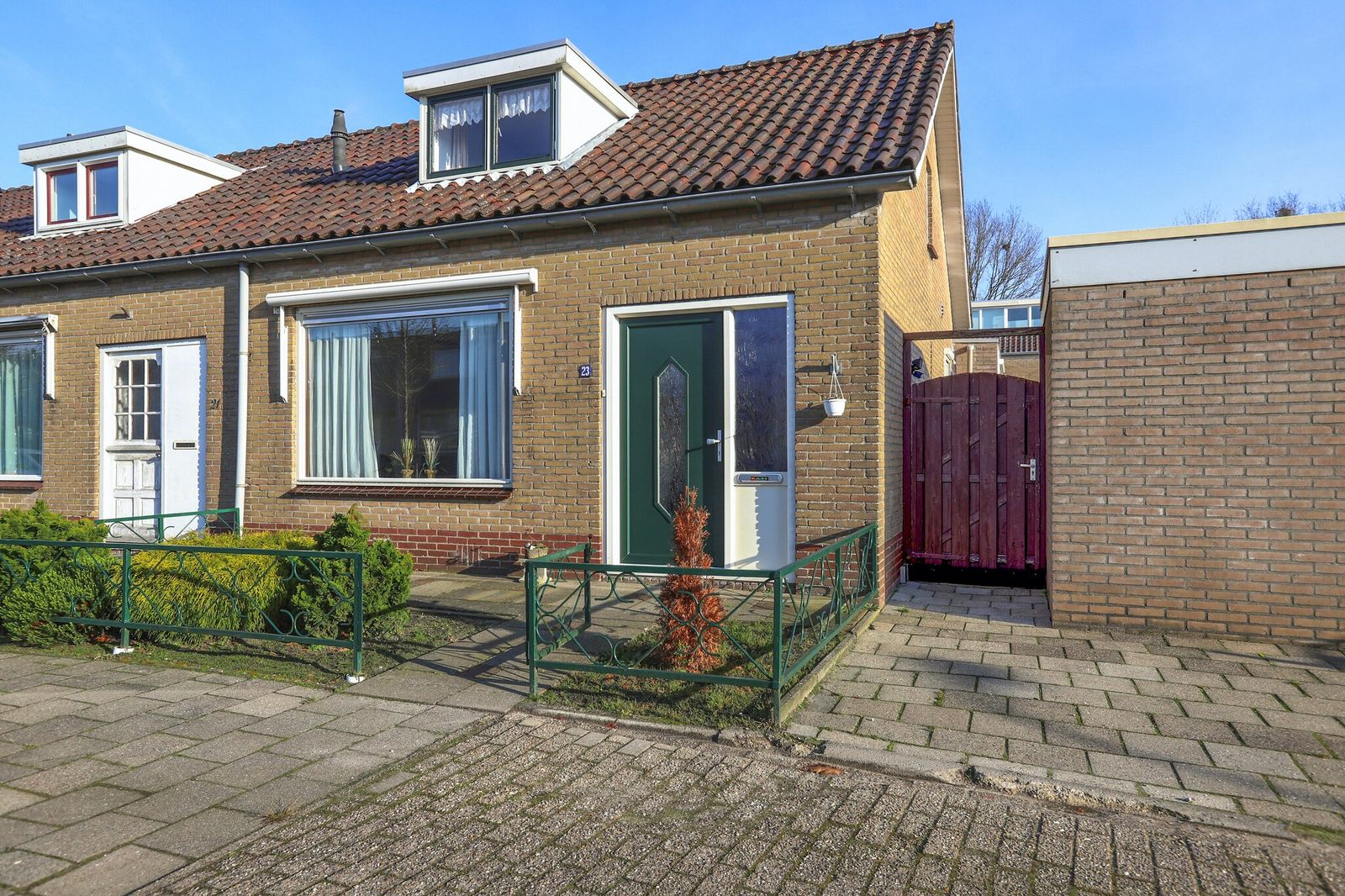 Bosbesstraat 23, Hoogeveen
