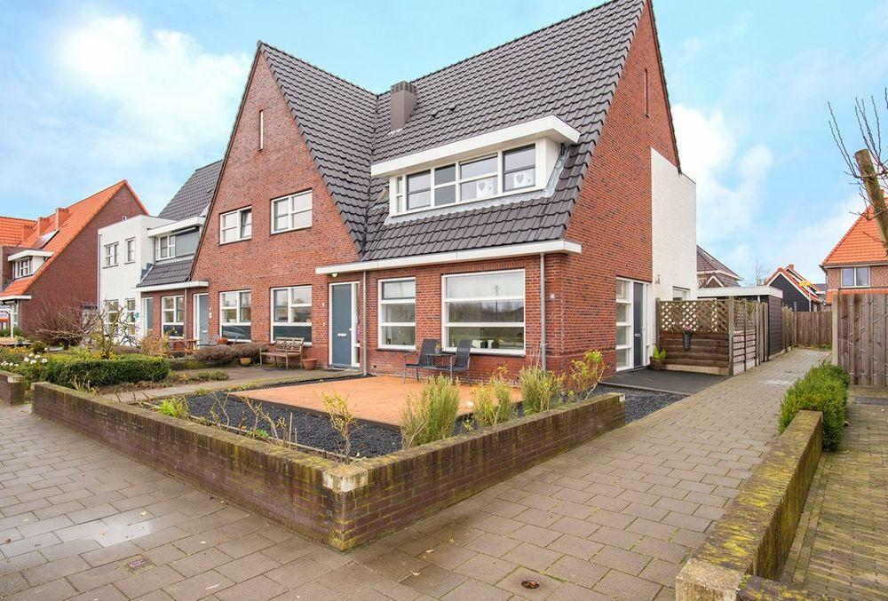 Paul Butterfieldstraat 33, Middelburg